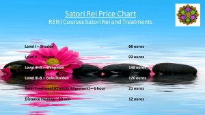 Satori Rei Prices 2015