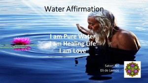 Water Affirmation - Satori Rei