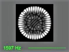 1597 Hz