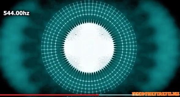 544 Hz